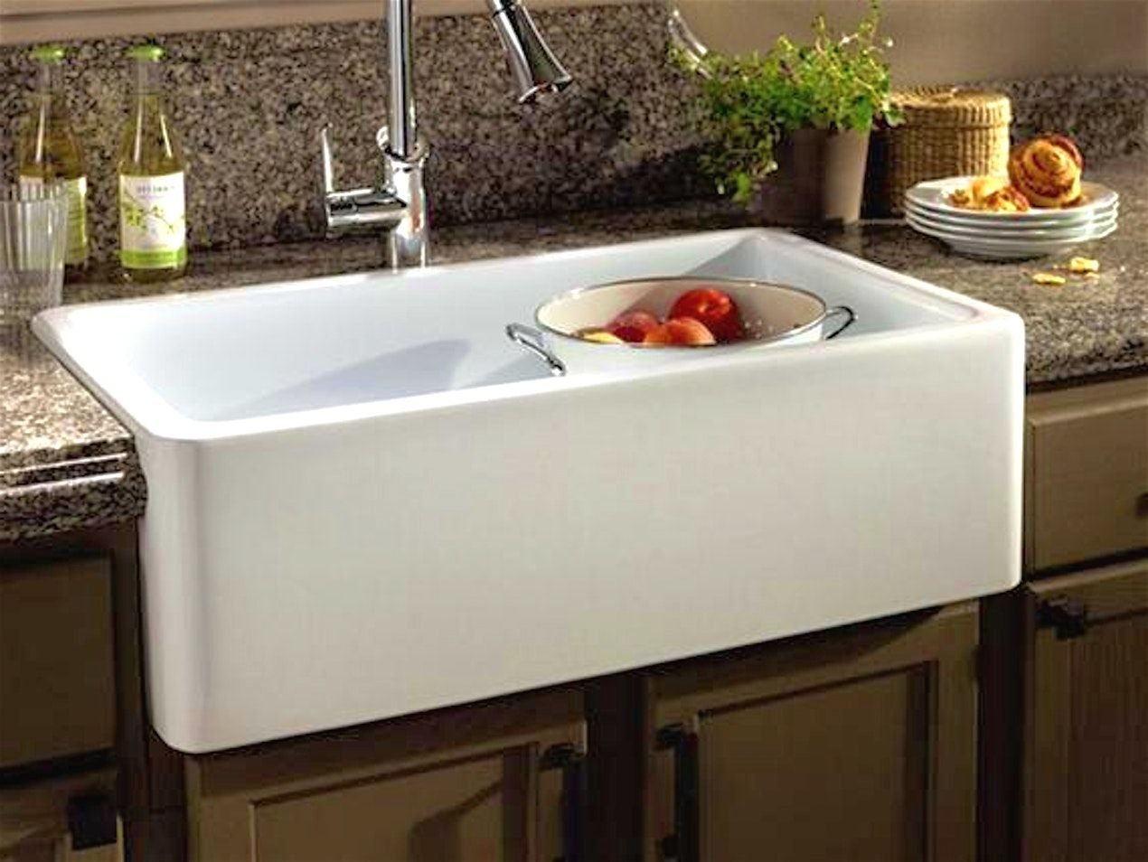 Farmhouse Sink With Laminate Countertops Recent Portrait Farmhouse Sink Laminate Countertops Sink