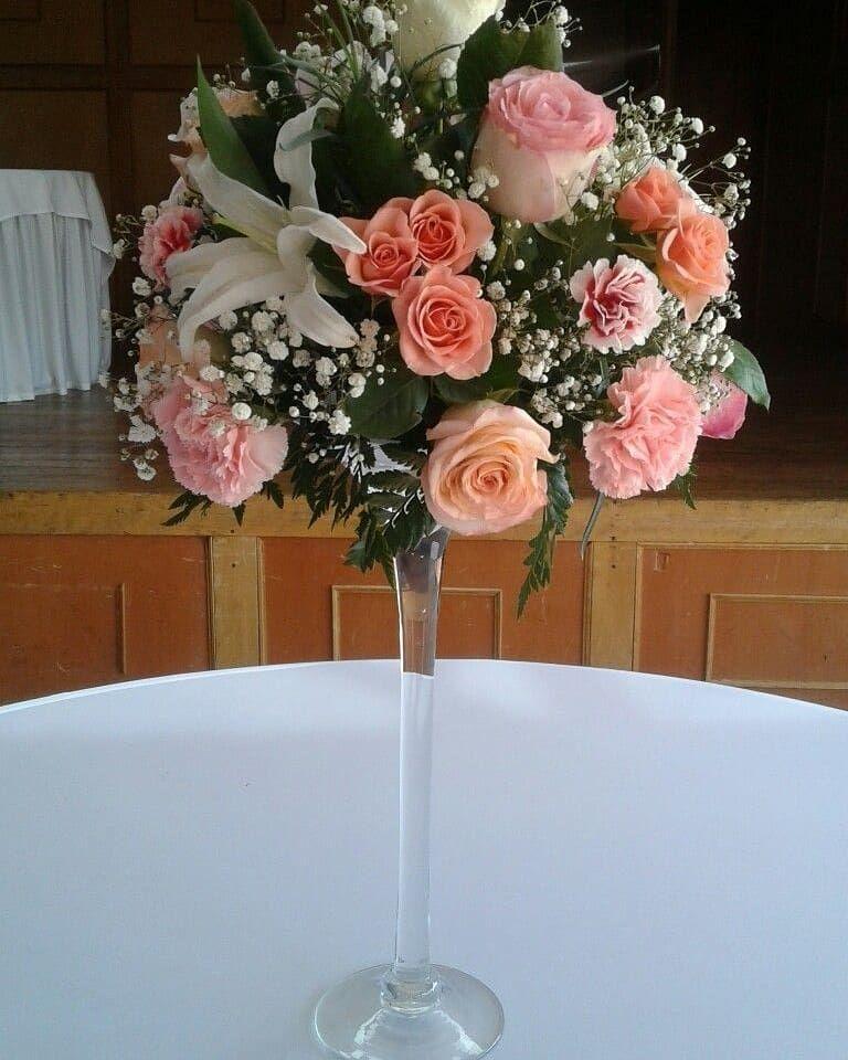 Centros De Mesa Com Flores Inspiracoes Festasdeluxo