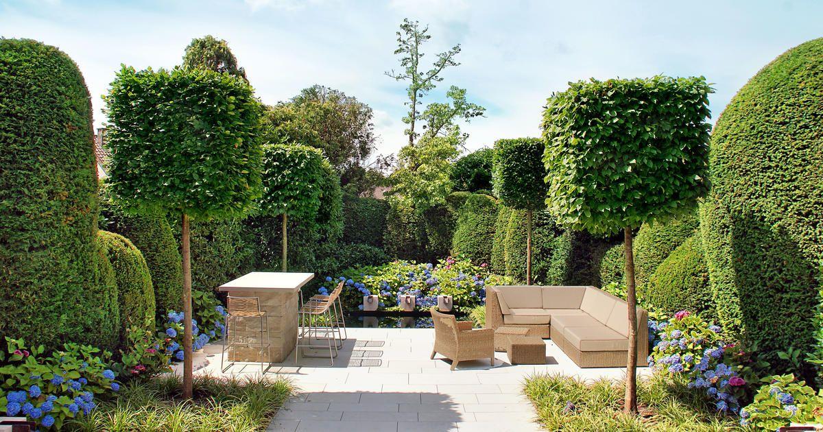 Gartengestaltung Gartchen Wird Grune Luxusoase Das Haus Gartengestaltung Garten Gartenboden