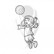 Standardmotiv Kinder Volleyballspielerin Pritschen http://www.helm-pokale.de/volleyball-c-3369-5.html
