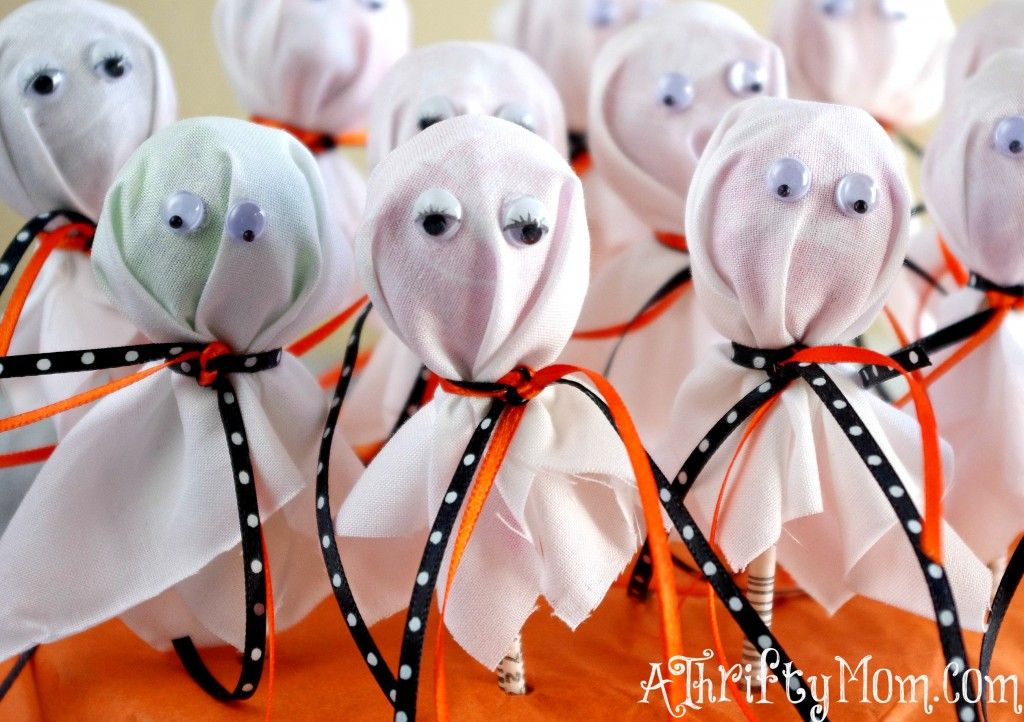 A Thrifty Mom - Extreme couponing the right way » DIY Lollipop - halloween diy crafts
