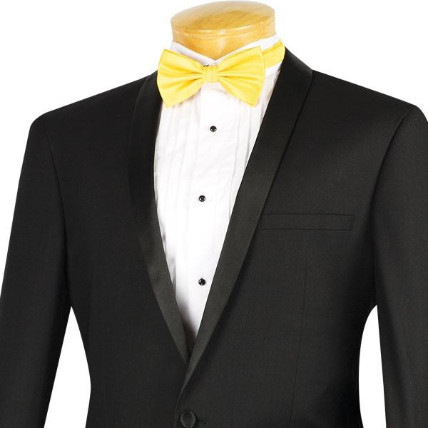 70/% OFF SLIM FIT MENS BLACK TUXEDO JACKET FOR DINNER CRUISE PARTY BLACK TIE