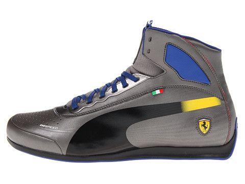 18885e16d0b PUMA evoSPEED 1.2 Mid Ferrari - 6pm.com | Footgear | Shoes, Driving ...