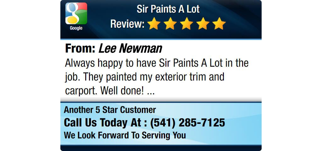 Always happy to have Sir Paints A Lot in the job. They