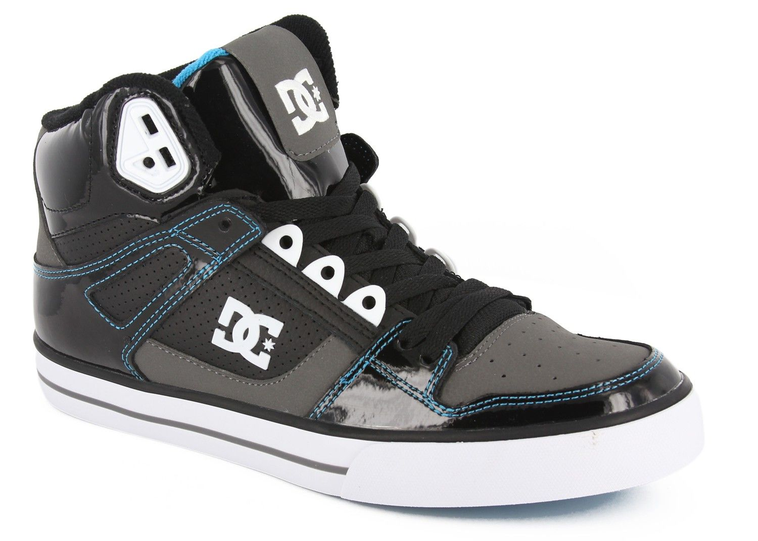 38083bf1f6 DC Shoes Spartan HI WC Skate Shoes