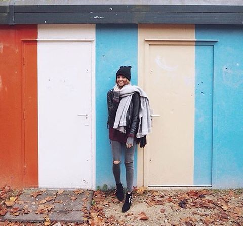 Cold outside? ⛄️ #ootd #moda #inspiracion #fashionblogger #l4l #fw2015 ➡️ by @arethalagalleta