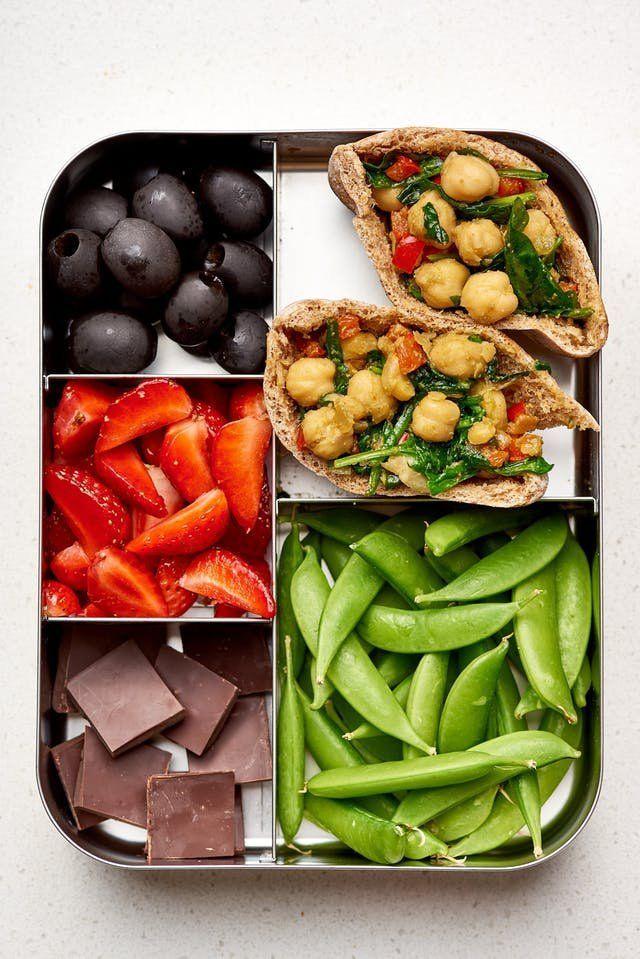 10 einfache Mittagessen, die nicht gekühlt werden müssen – Vegetarier Rezepte