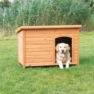 Trixie Extra Large Dog Club House 39553 The Home Depot Large Dog House Extra Large Dog House Cool Dog Houses
