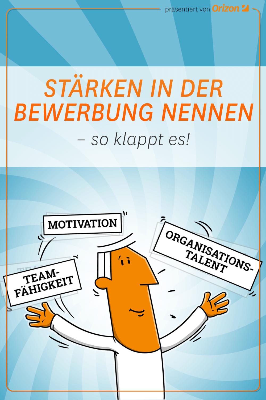 Strken In Der Bewerbung In 2020 About Me Blog Job Interview Life Advice