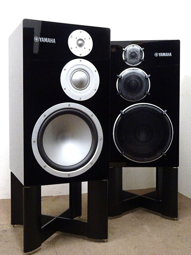 YAMAHA NS 5000 Bookshelf Speakers Hifi Audio Yamaha
