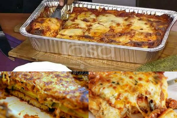 Resipi Lasagna Roti Murah Terlajak Sedap Rasa Lasagna Cooking Recipes Roti