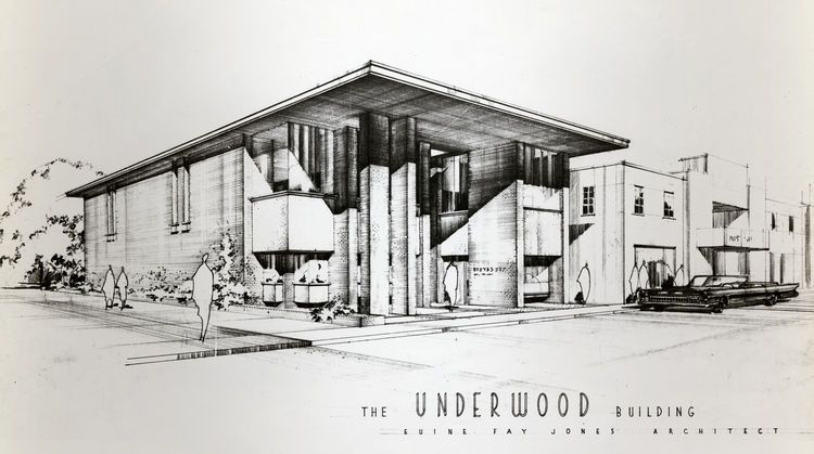 Arkansas Honors Fay Jones Modern Architecture Architecture Commercial Architecture