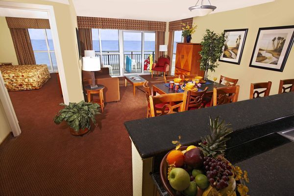 Oceanfront 3 Bedroom Condo Bay View On The Boardwalk Room Photos Pinterest Myrtle Beach Sc