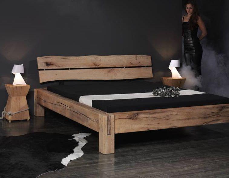 bauanleitung balken bett - Bett Backboard Ideen