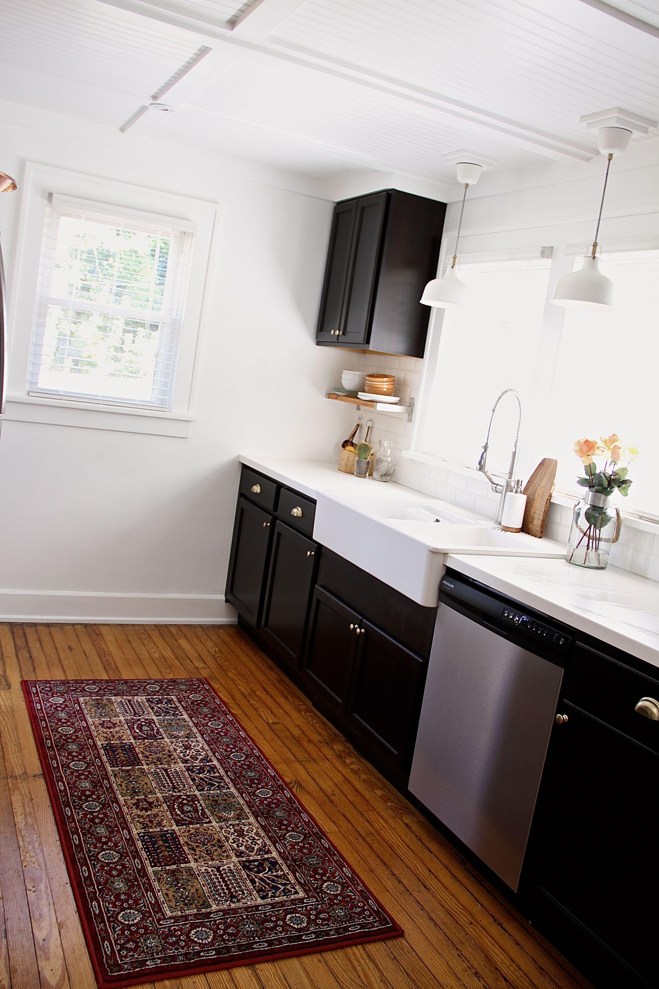Smarte ressurser Ikea VALBY RUTA in kitchen | Møbler tepper og lamper VS-69