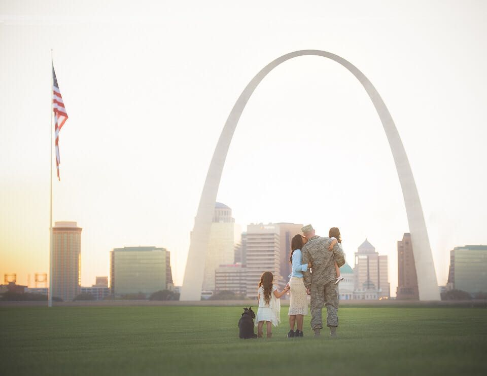 So Much Sacrifice Bravery And Love Stl Stlouis
