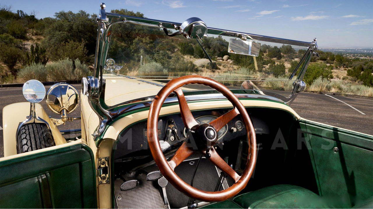 Pick of the Day is a rare 1927 Duesenberg Model X