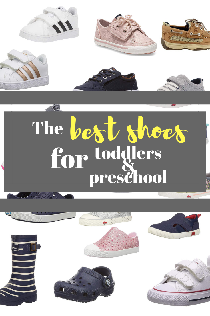 Shoes for Toddlers and Preschoolers