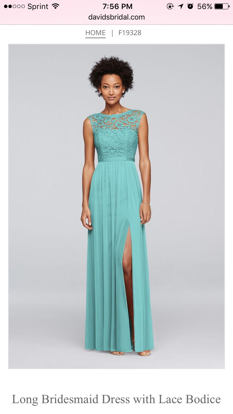 http://www.davidsbridal.com/Product_long-bridesmaid-dress-with-lace ...
