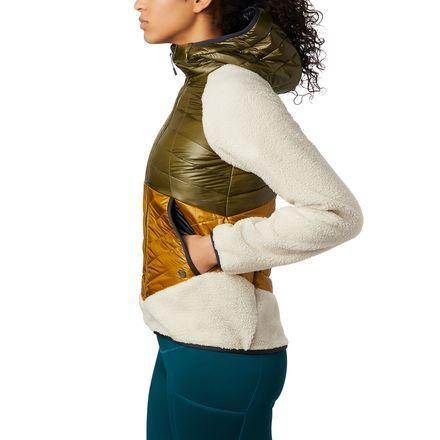 Photo of Altius Hybrid Hooded Jacket – Women's