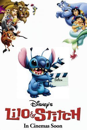 Lilo Stitch Teaser Poster Lilo And Stitch 2002 Lilo And Stitch Disney Movie Posters