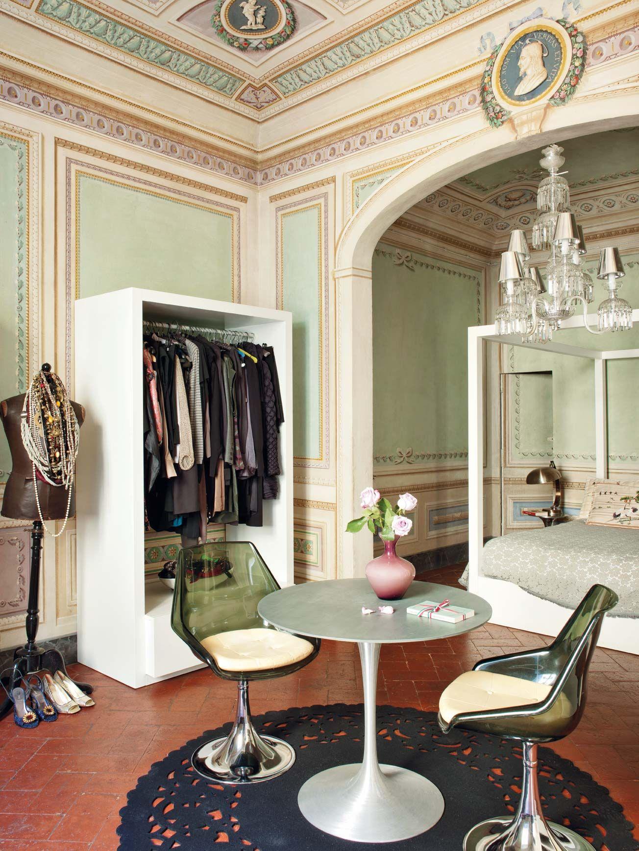 Vivir En Un Palacio Florentino Armario La Dolce Vita Y Dolce Vita # Muebles Dolce Vita