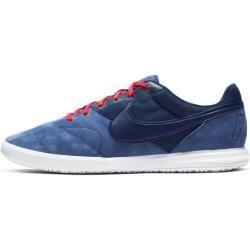 Nike Premier 2 Sala Ic Fußballschuh für Hallen- und Hartplätze - Blau Nike