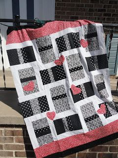 Curlytop Quilts: Almost Done
