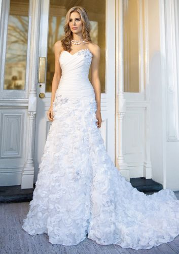 Rose Zurzolo Couture / Wedding Gown | Rose Zurzolo Couture Wedding ...