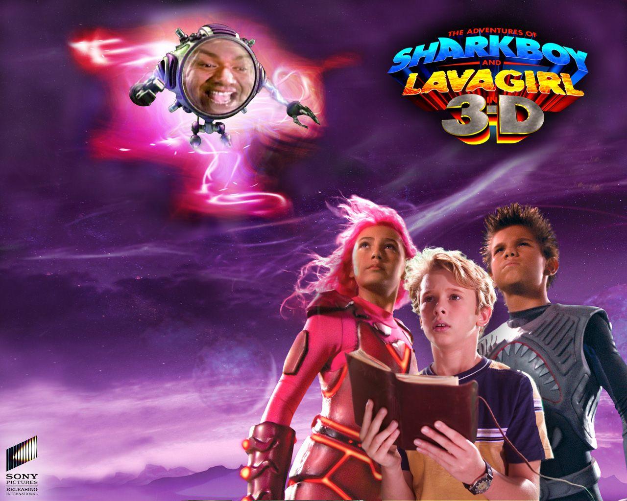 sharkboy and lavagirl full movie in tamil
