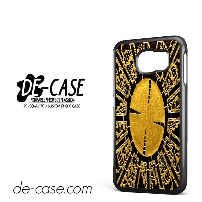 Hellraiser Puzzle Box DEAL-5254 Samsung Phonecase Cover For Samsung Galaxy S6 / S6 Edge / S6 Edge Plus