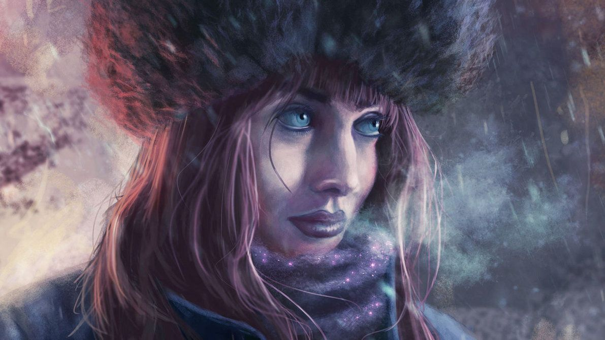 Winter Russian Doll