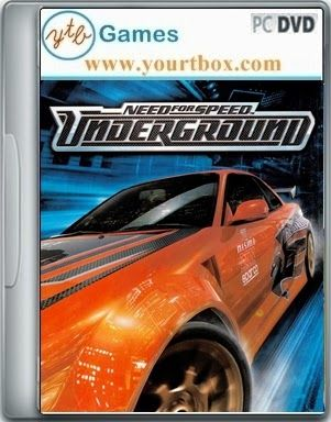 Need For Speed Underground 1 PC Game - FREE DOWNLOAD - Free