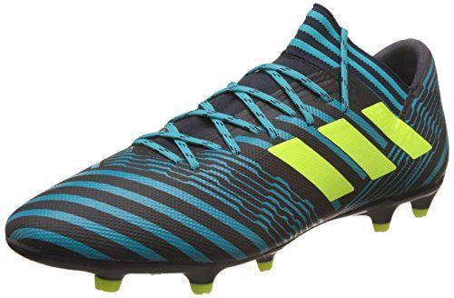 newest 5e09b 981fa Adidas Mens Shoes Nemeziz 173 FG Soccer Cleats Messi Football Boots S80601  New EU 41 13 UK 75 US 8     Click for Special Deals  AdidasFashion