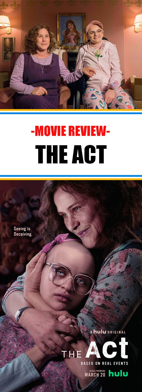 The Act - Movie Review | The new Hulu true crime series starring
