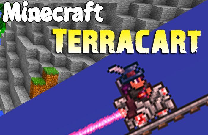 Terracart Mod 1 10 2 1 7 10 Download Minecraft Mods Minecraft Minecraft 1