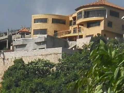 MAVADOS CRIB IN ST ANDREW GULLY GOD HOUSE JAMAICA AUG 3RD