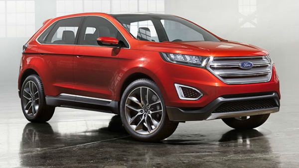 2016 Ford Escape Colors