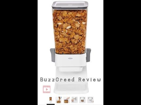 Oxo Containers Good Grips Countertop Cereal Dispenser