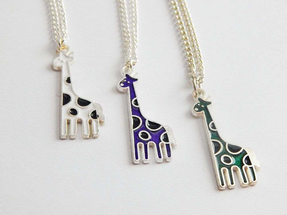 necklace products sterndesignworks works giraffe stern design