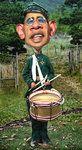 Drummer Boy by Rodney Pike.