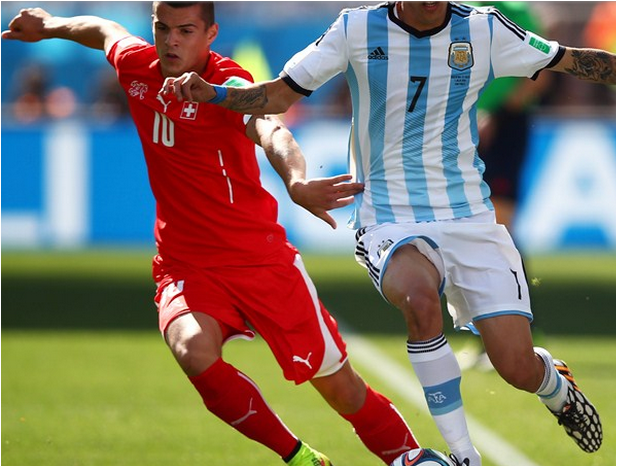 2014 #FIFAWORLDCUP - ROUND OF 16 - 7TH MATCH - #SWITZERLAND VS #ARGENTINA MATCH RESULT  http://football.chdcaprofessionals.com/2014/07/2014-fifa-world-cup-round-of-16-7th.html