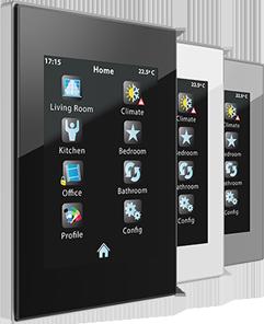 knx home automation manufacturer interrupeurs knx pinterest tech arduino and tech gadgets. Black Bedroom Furniture Sets. Home Design Ideas