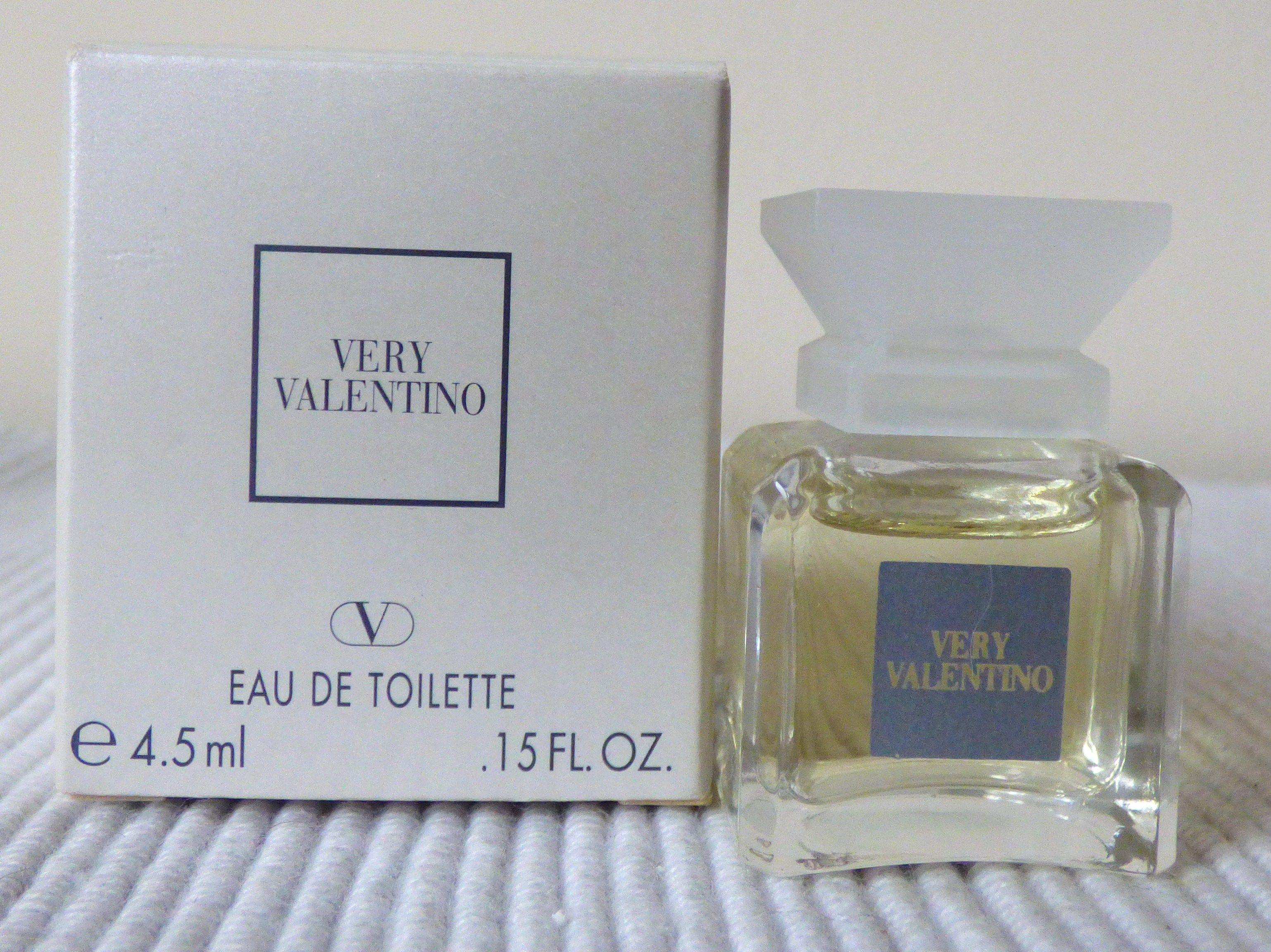 Very Avec Toilette Ml 5 BoîtePerfumes ValentinoEau 2019 In De 4 kPn08wO