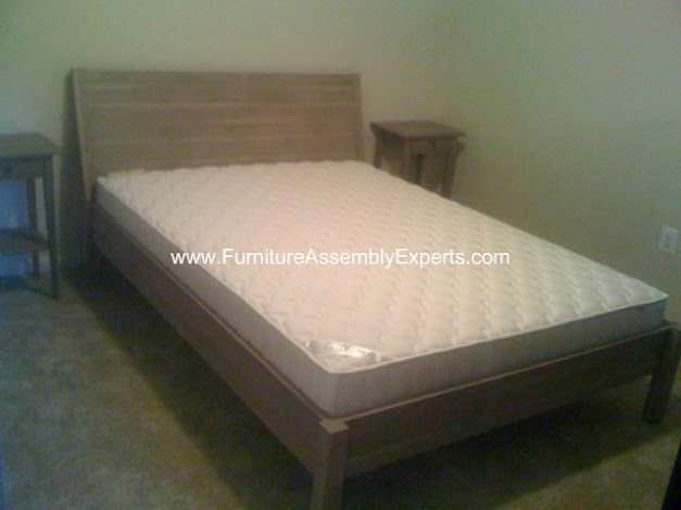 Ikea Bed Frames Assembled In Rockville Md By Furniture Assembly
