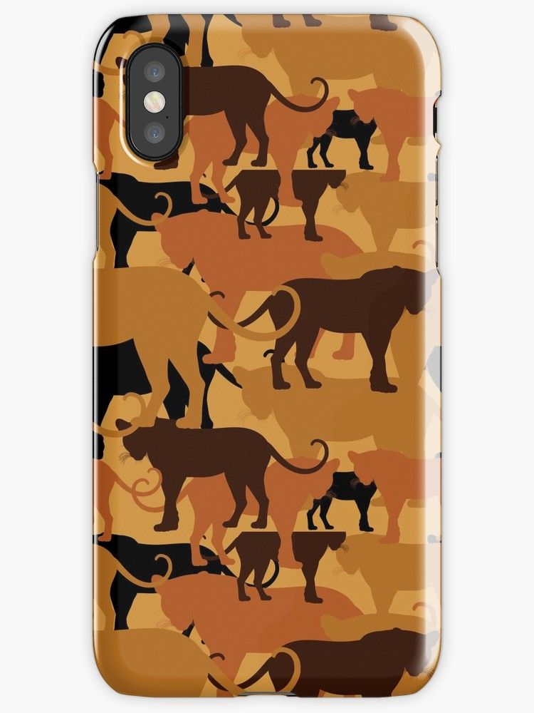 Leopard camo iphone case by bigal3d camo iphone cases
