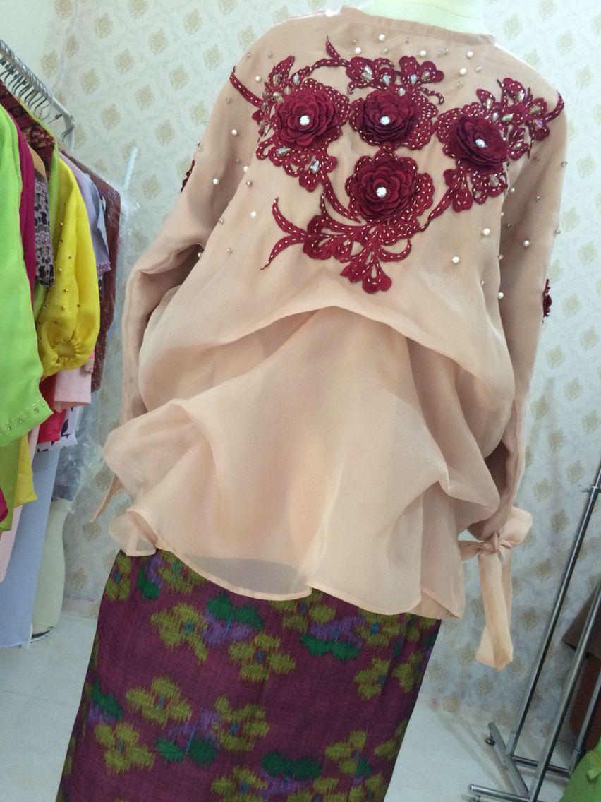 Baju Bodo Modern By Anitakstore Handmade Kebaya Baju Kurung