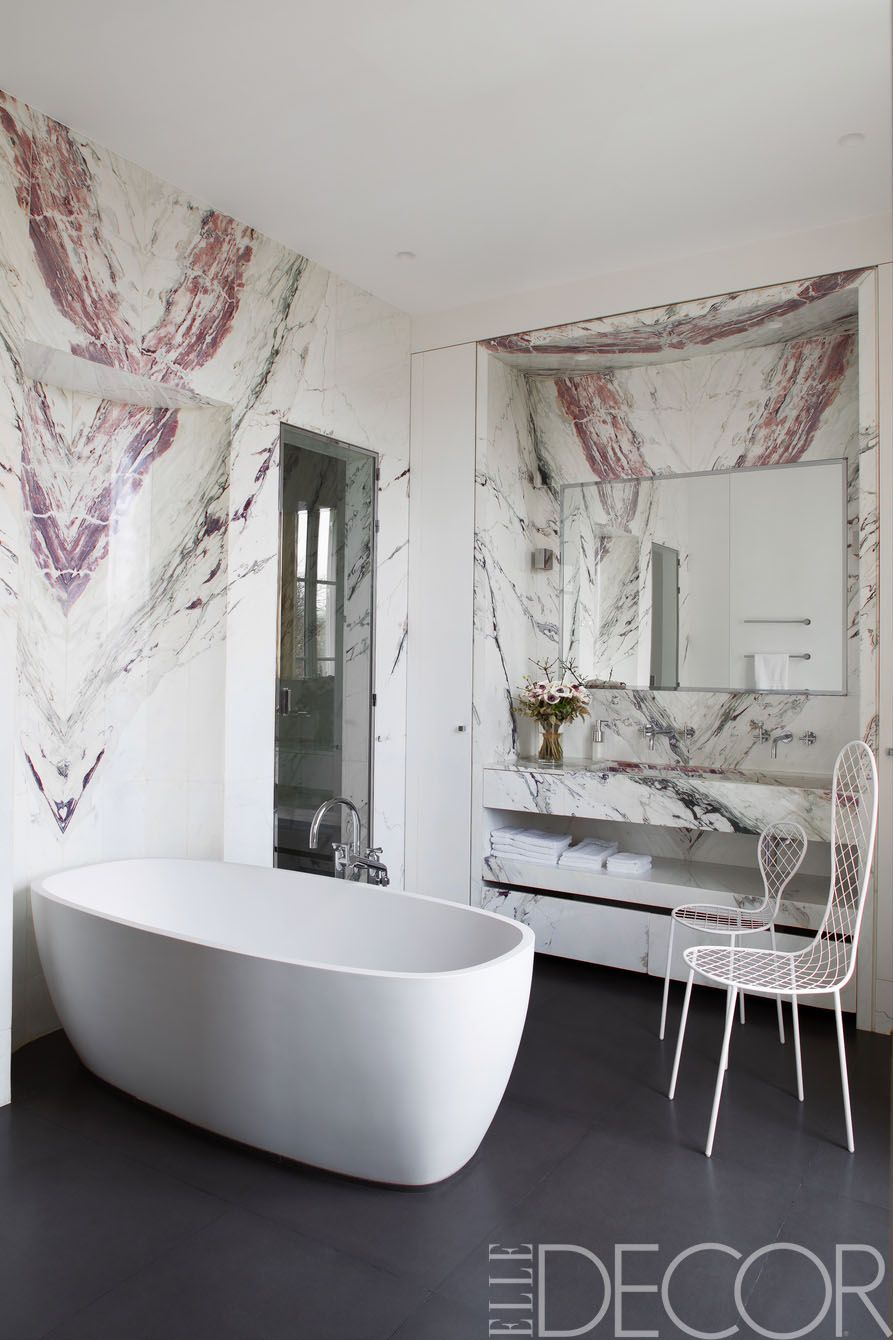 100 Of The Most Beautiful Designer Bathrooms We\'ve Ever Seen | Paris ...