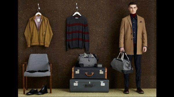 #Men's wear #Trends Ben Shermann Autumn Winter 2014 2015 #Tendencias #Moda Hombre