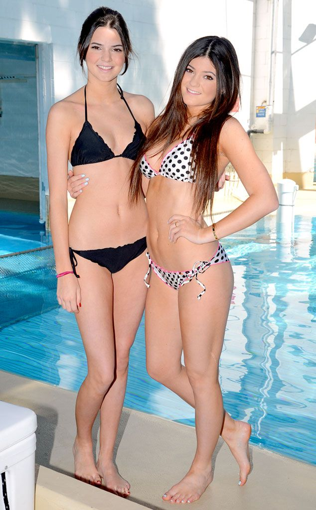 Kendall & Kylie Jenner from Hot Bods in Las Vegas